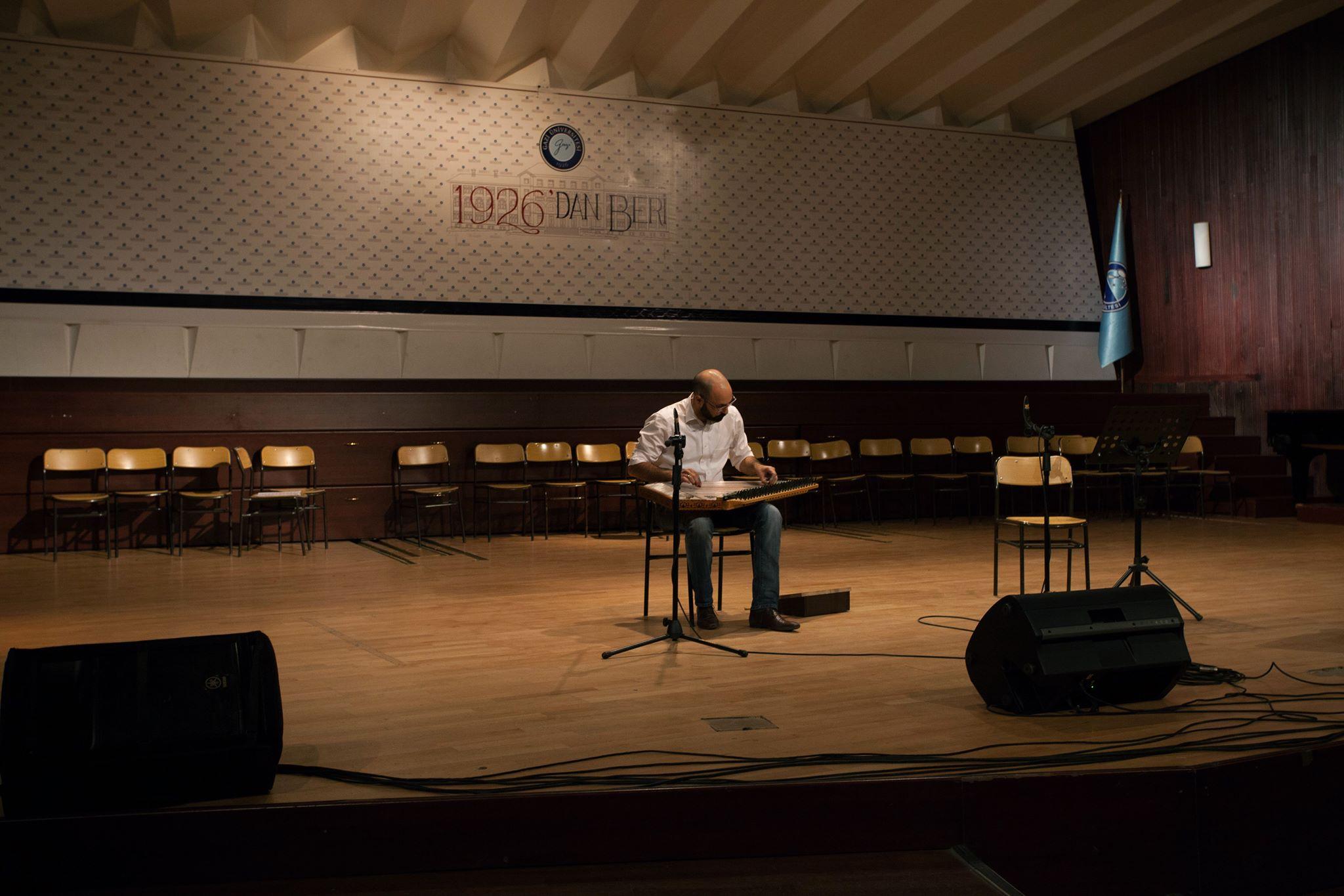 03/10/15 – Ankara – 2nd Kanun Festival